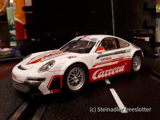 Carrera 30828 - Porsche 911 GT3 RSR Lechner -- Carrera Race Taxi