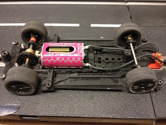 Optimierter Scaleauto SLS