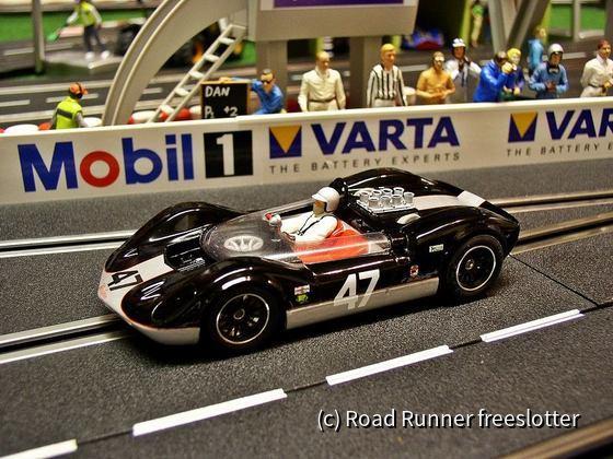 GTM McLaren M1A, Mosport 1964