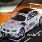 Carrera 30512 - BMW M3 GT2 Rahal Letterman Racing No. 92