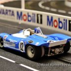 1970, Proto Slot, Matra-Simca MS 660 Courte, 1000 km de Paris 1970, Jean-Pierre Beltoise