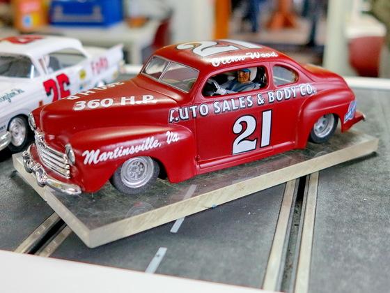 400ste NASCAR Race