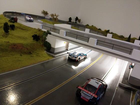 Brücke/Überfahrt am DTRP