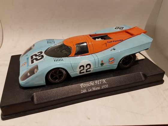 NSR Porsche 917 K - 24h Le Mans 1970 Gulf #22