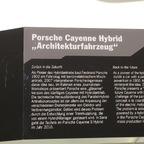 163 Porsche Cayenne Hybrid Architekturfahrzeug