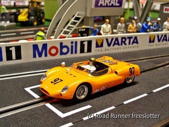 USRRC '64, MRRC Cooper King Cobra