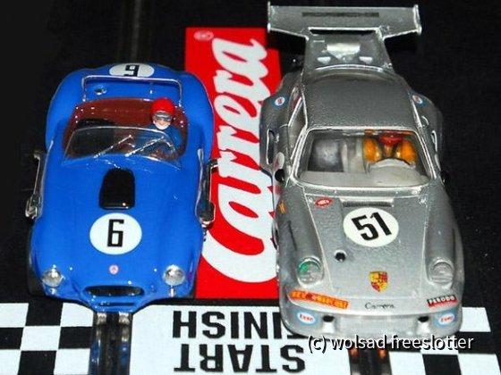 Cobra/Porsche RSR