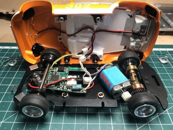 BRM Fiat Abarth 001