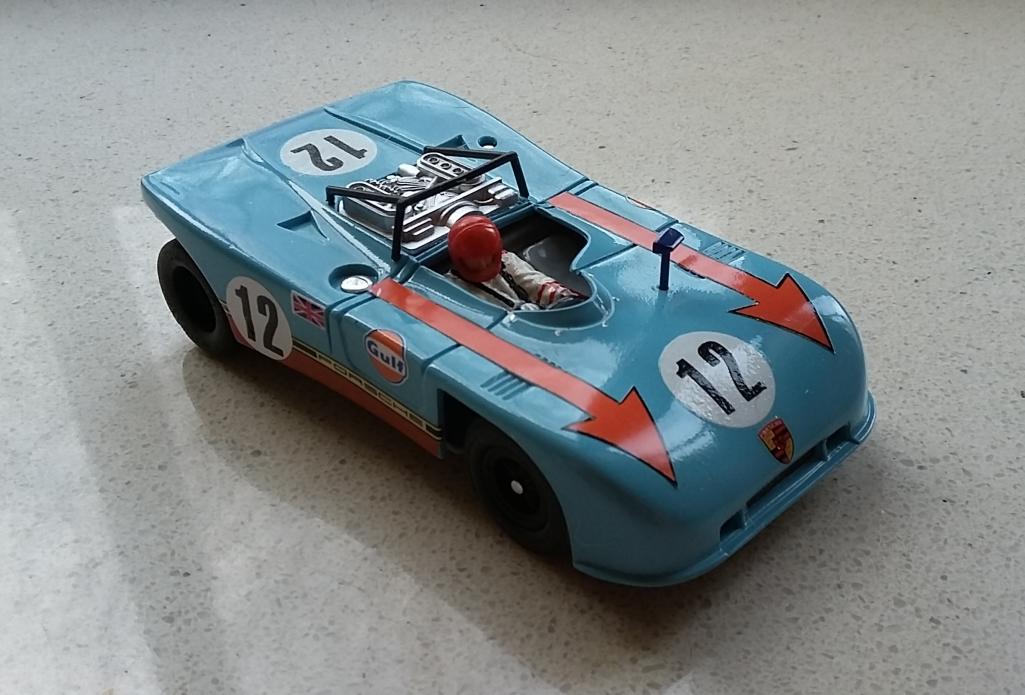 Porsche 908 - Gulf - 1 von 2