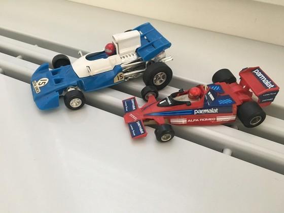 Polistil Formel Autos