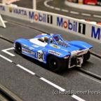 1971, Proto Slot, Matra-Simca MS 650 Courte, Tour de France Automobile 1971