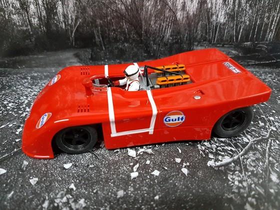 NSR Porsche 908/3 Testcar