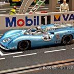 CanAm '68, Thunderslot Lola T70, Bridgehampton, Mario Andretti