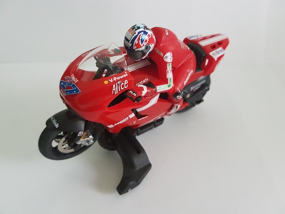 Bycmo slot Bike Casey Stoner