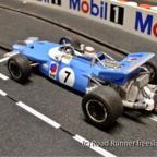 F1 '69, Betta&Classic Matra MS80, Jackie Stewart