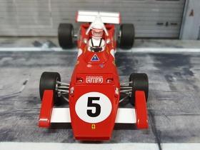 Policar Ferrari 312 B2 - #2 - Jacky Ickx - 1st Zandvoort GP 1971