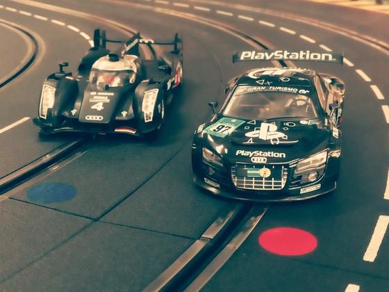 LMP1 und GT3