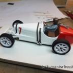 "Bugatti T35B Grand Prix ""Poland"""