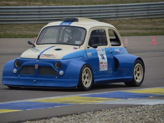 Fiat500 mit 240PS