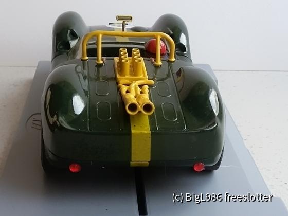 Lotus 40 Fleischmann