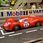 LeMans'67, Policar Ferrari 330P4