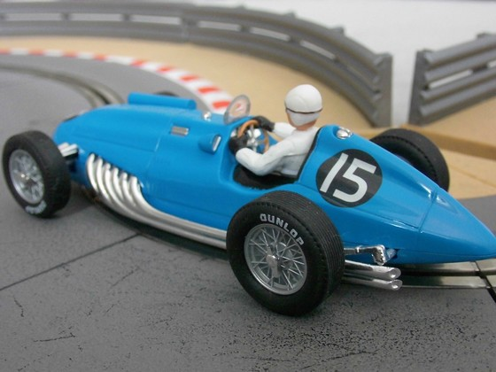 Cartrix 915 - Talbot Lago - Louis Rosier - No. 15