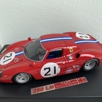 Ferrari 250lm #21