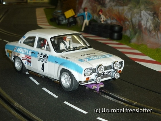Ford Escort MK1 Belkits car-online 6/2016
