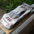 Mercedes CLK-GTR #10
