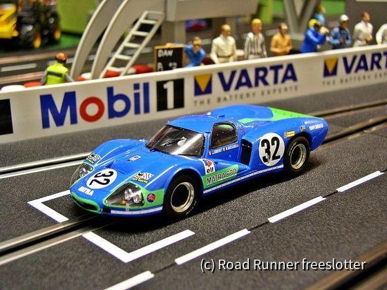 LMM Matra MS 630, Le Mans 1969