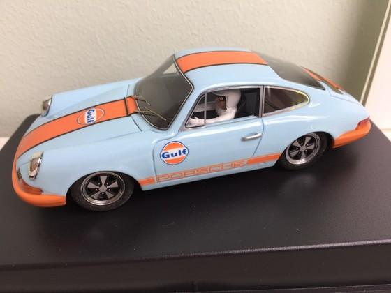 """Silverline Porsche 911S """"Gulf"""""""