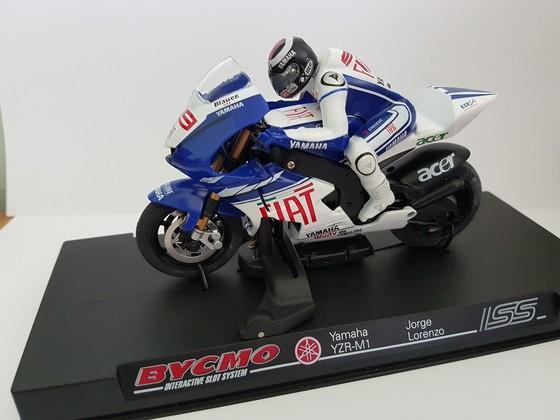 Bycmo Slot Bike Jorge Lorenzo 99