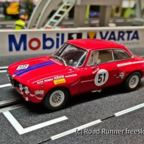 AutoArt, Alfa Romeo Giulia GTAm, DRM 1971, Harald Ertl