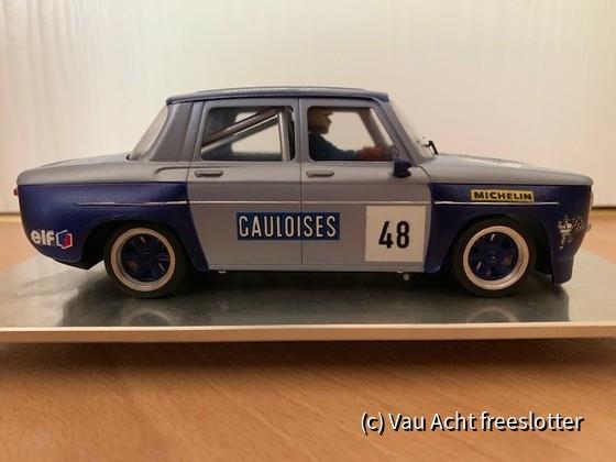 """R8 Gordini #48 """"Gauloises"""" - 002"""