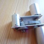 Eine von Heavy`s Sonderkonstruktionen eines 1:18-Antriebs