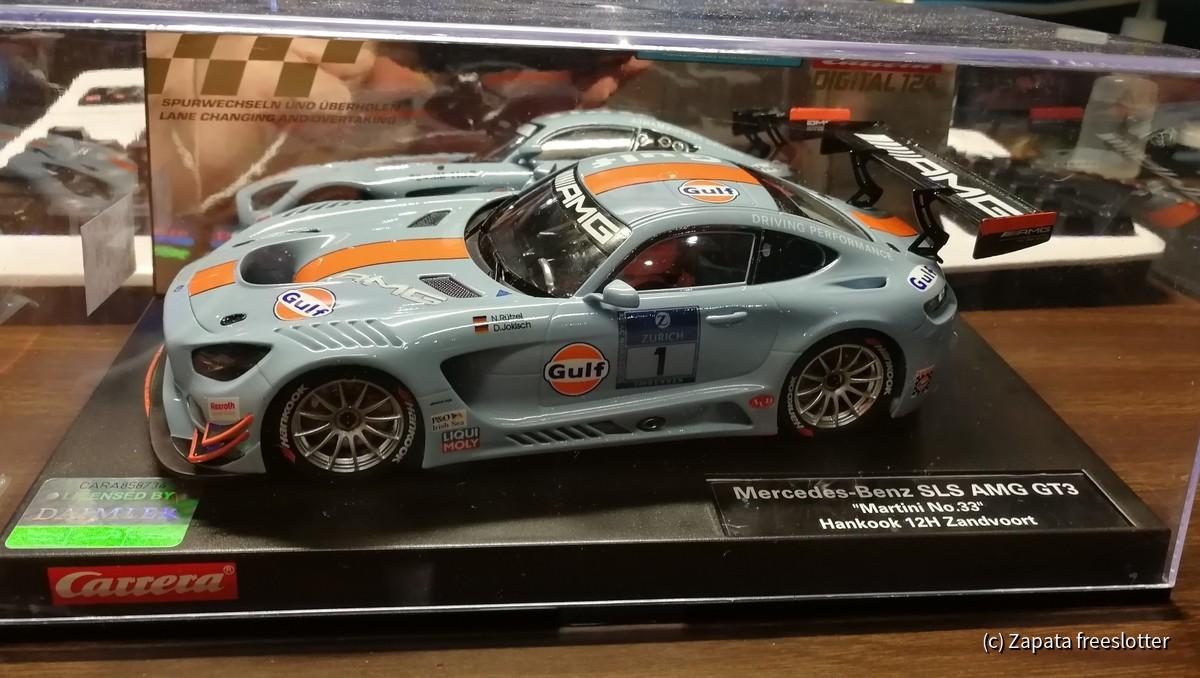 AMG GT3 1:24