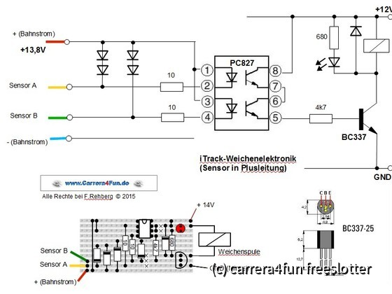iTrack-Sensor-Plusleitung