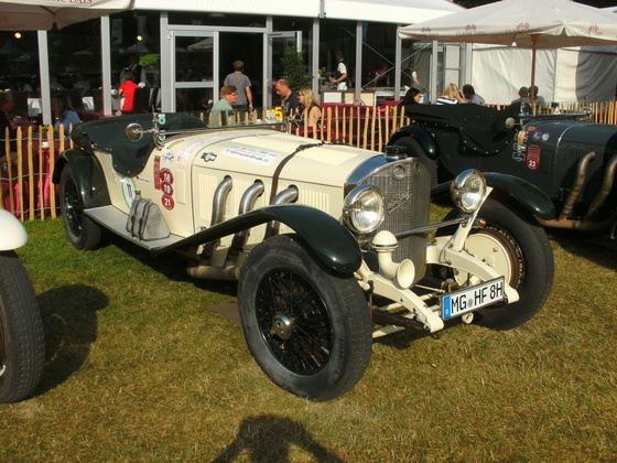 Classic Days 2013 - Mercedes-Benz SSK