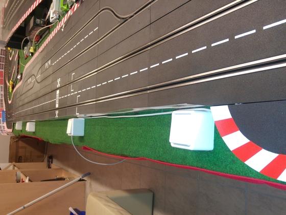 Chaostaster am SKGT Speedway