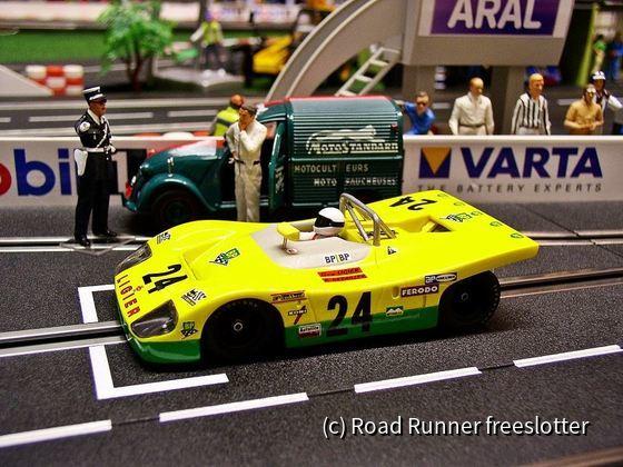 Proto Slot Ligier JS3, Le Mans 1971