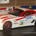 Modifizierter/verschlankter Carrera 124 F 599XX