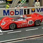 CanAm '68, Thunderslot McLaren M6B, Bridgehampton, Lothar Motschenbacher