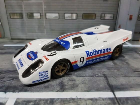 Porsche 917k - Rothmans # 9