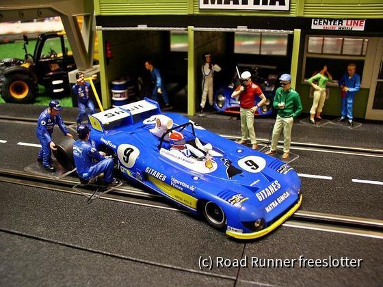 Slot.it Matra MS670B, Le Mans 74 (Facelift)