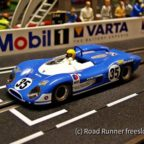 1969, Proto Slot, Matra-Simca MS 630/650, Le Mans 1969