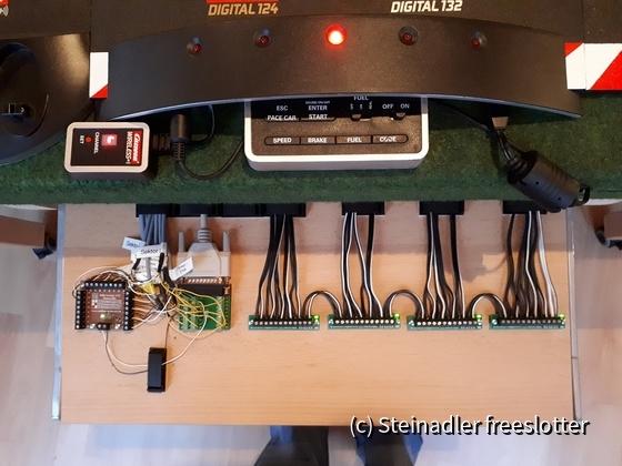 Cockpit XP und ZES Verkabelungen