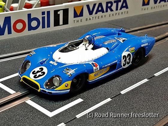 Le Mans Miniatures, Matra-Simca MS650, Le Mans 1969