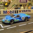 1969, Le Mans Miniatures, Matra-Simca MS 630, Le Mans 1969