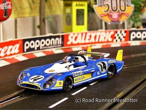 Le Mans Miniatures, Matra-Simca MS670, Le Mans 1972
