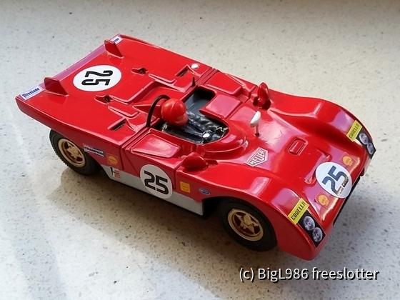 FERRARI 312 PB - Daytona